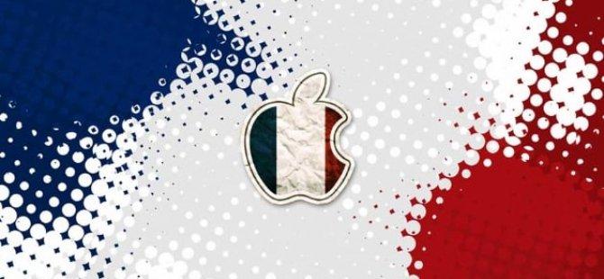 Apple, beyan etmediği vergiler için Fransa ile anlaşmaya vardı