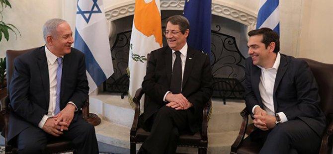 Güney Kıbrıs, Yunanistan ve İsrail Amerikan ticaret odalarının işbirliği