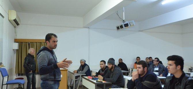 DAÜ – BTYO ile KTEMB Ortak Sertifikasyon Eğitimi Programı başladı