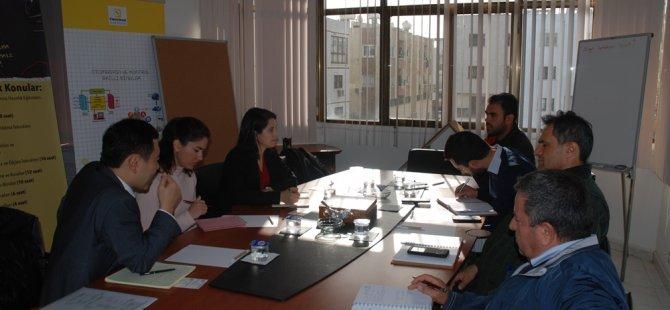 Dünya Bankası yetkilileri KTEMB'yi ziyaret etti