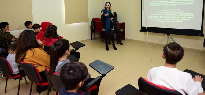 Gençlik Dairesi Paşaköy Gençlik Merkezi, Lapta'da eğitim kampı gerçekleştirdi