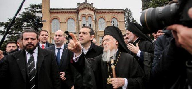 """""""Çipras'ın Ruhban Okulu ziyareti, tarihi ve sembolik bir öneme sahip"""""""