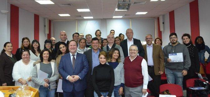 DAÜ turizm fakültesi dünyaca ünlü türk profesörü ağırladı