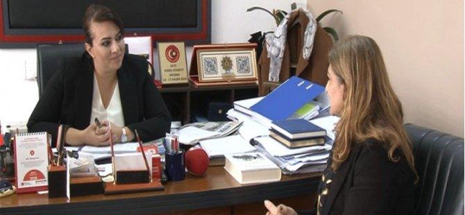 Kıbrıs İşitme Konuşma Engelliler Vakfı BRT'yı ziyaret etti