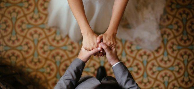 Evliliği 3 dakika sürdü