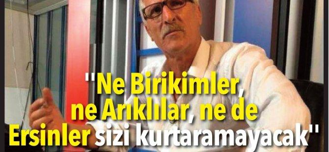 El- Sen Başkanı Kubilay Özkıraç:Kıb-Tek'i ne size nede yabancı sermayeye bırakmayacağız.