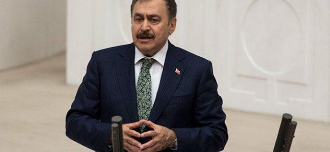 """Veysel Eroğlu: """"Kıbrıs'a su götürürken dilimin cezasını çektim"""""""