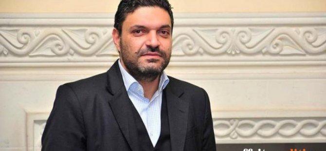 Konstantinos Petridis Bükreş'te