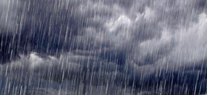 Rum Meteorolojisine göre bu yıl son 118 yılın en yağışlı 4. yılı