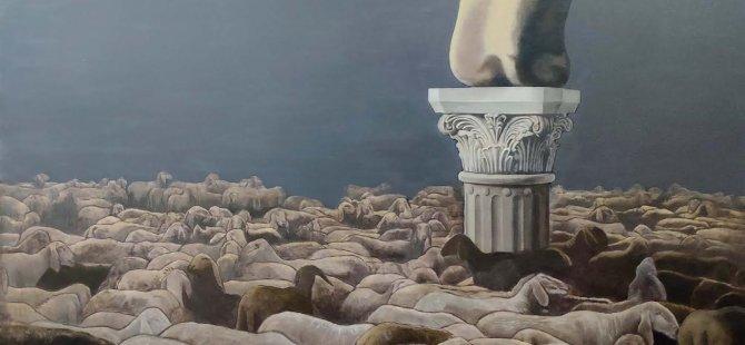 Kırgızistan Halk Ressamlarının 60 Eseri Sergileniyor, Eserler Kıbrıs Modern Sanat Müzesi'ne Bağışlandı…