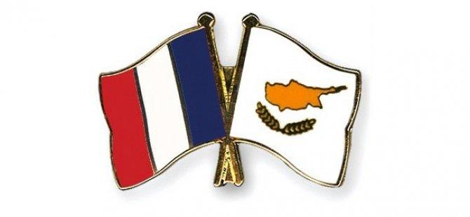 Fransa ile Güney Kıbrıs arasındaki askeri işbirliğinde yol haritası belirleniyor