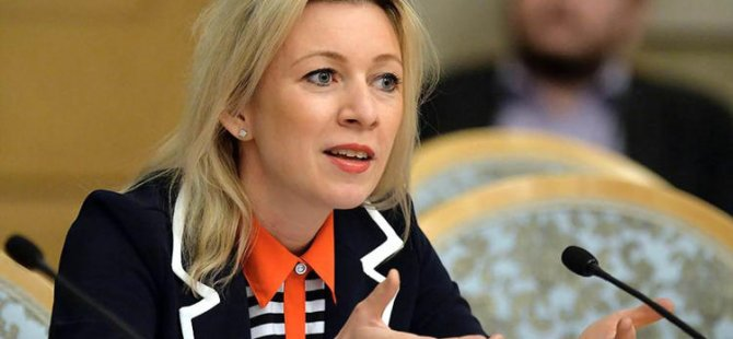Zaharova: Mesleğimde ayrımcılık görmedim, insan hayallerini kendisi sınırlamadıkça sınır yoktur