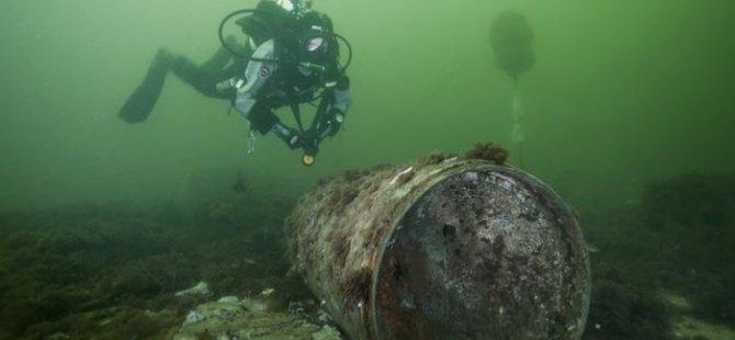 2,Dünya Savaşından sonra:Denizin dibindeki saatli bombalar