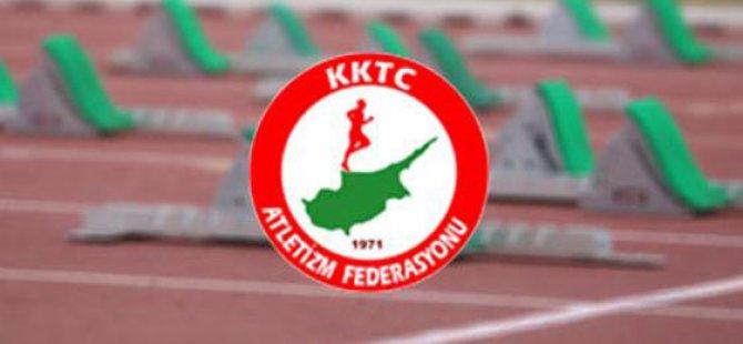 Atletizm Federasyonu eleme yarışları düzenleniyor