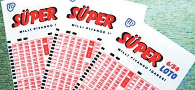 Süper Loto'nun ikramiyesi 17 milyon TL'ye ulaştı