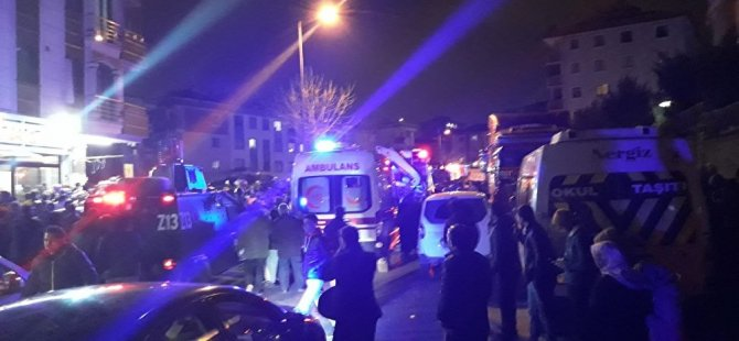 İstanbul'da helikopter düştü: 4 asker hayatını kaybetti