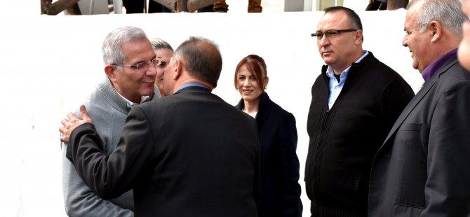 AKEL Avrupa Parlamentosu seçim kampanyasına iki toplumlu köy Pile'den başladı.