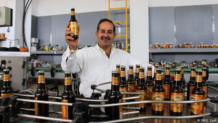 Filistinli üreticiden hem koşer hem helal bira