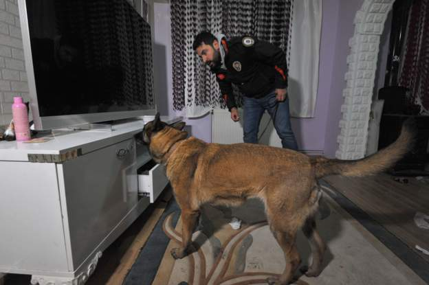Bursa'da 4 bin polisle 'Narko Timsah' operasyonu: 125 gözaltı