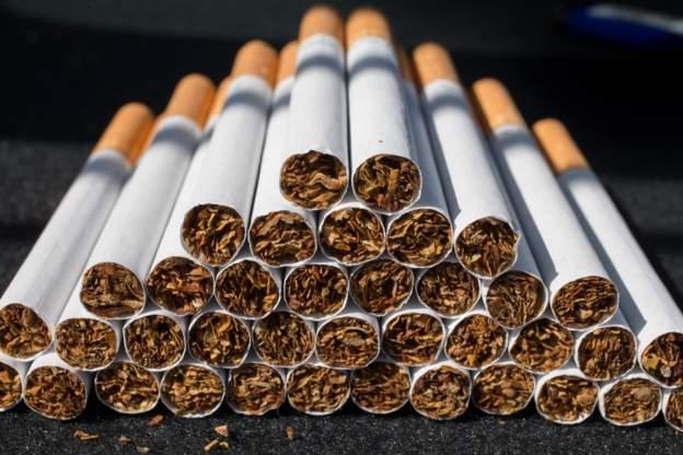 DHA: İzmir Aliağa Limanı'nda 5,5 milyon TL'lik kaçak sigara yakalandı
