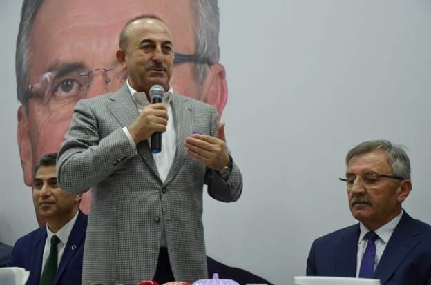 Dışişleri Bakanı Çavuşoğlu: Tarım ürünlerinde aradaki rantçılar ortadan kalkacak