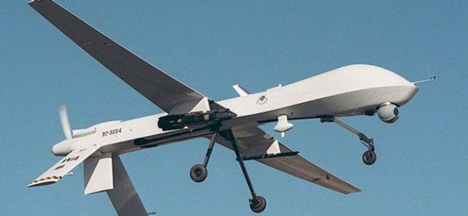 Askeri bölgede uçan insansız hava araçları araştırılıyor