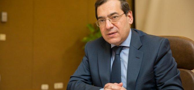 Mısır Petrol Bakanı'ndan açıklamalar