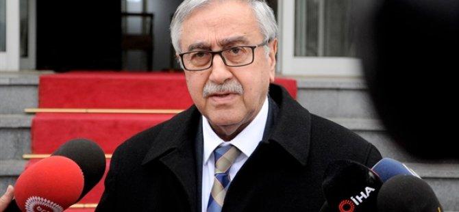 Akıncı hükümeti, Kıbrıs konusundaki gelişmelerle ilgili bilgilendirdi