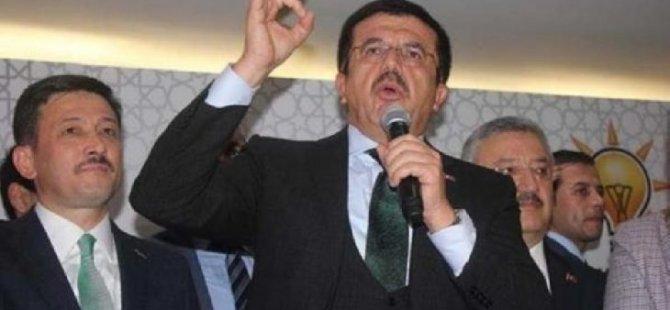 AKP'li Zeybekci: İzmir'in şarabını uluslararası marka yapacağım