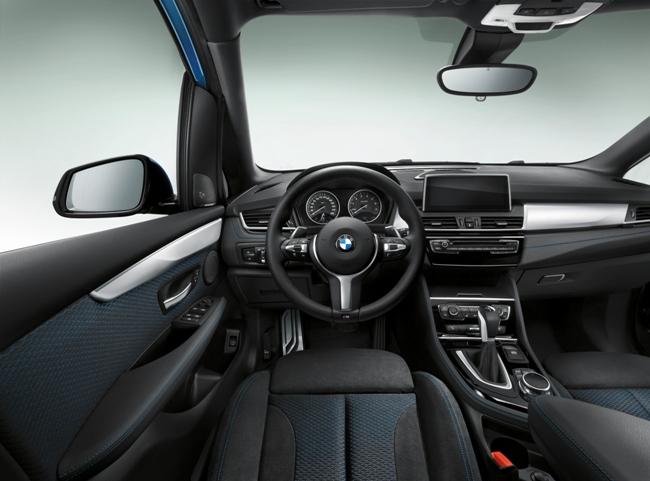 Yeni BMW 2 Serisi Active Tourer Çangar Motors'da