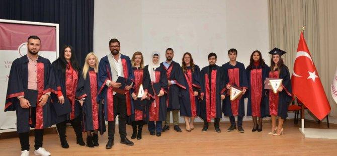 YDÜ Atatürk Eğitim Fakültesi Güz Dönemi Mezuniyet Töreni Gerçekleştirildi