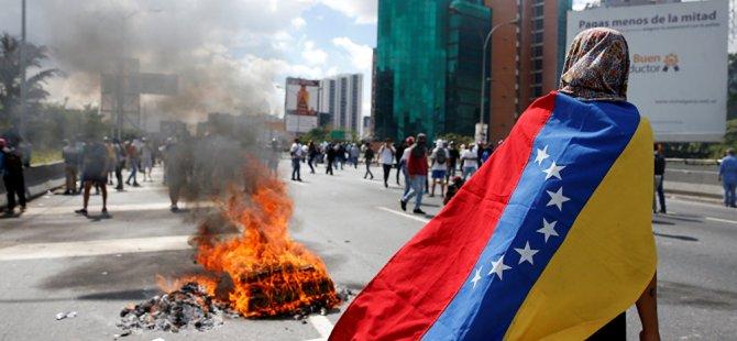 'ABD Kongresi, Venezüella'ya askeri müdahaleyi desteklemiyor'