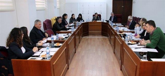 İdari, kamu ve sağlık işleri komitesi sosyal güvenlikle ilgili tasarıları görüştü