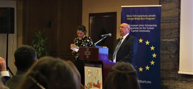 Özyiğit Avrupa Birliği Burs Programı'nın 2019-20 Akademik Yıl Etkinliğine Katıldı