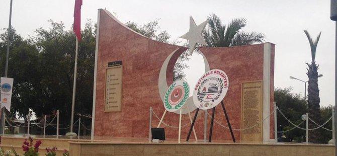 Boğaziçi Direnişi Şehitleri anıldı ve Şehitler Anıtı törenle açıldı