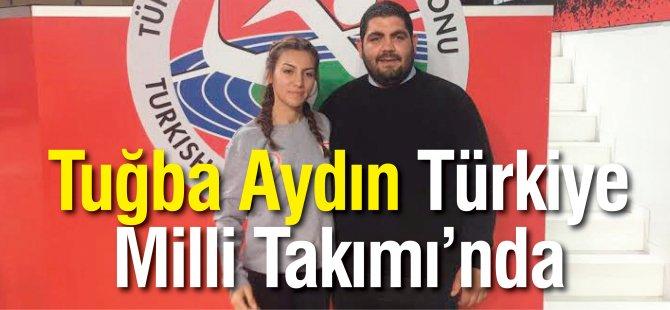 Tuğba Aydın Türkiye Milli Takımı'nda