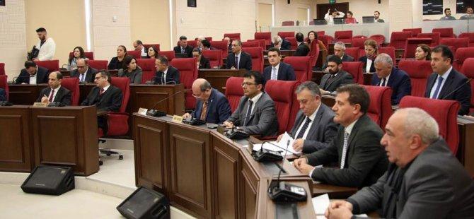 """""""Seçim Ve Halkoylaması (Değişiklik) Yasa Önerisinin Komitede İvedilikle Görüşülmesine İlişkin Tezkere"""" kabul edilmedi"""