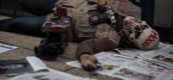 Meksika'da Gazeteci cinayeti