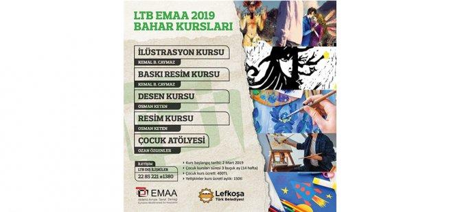 LTB-Emaa bahar dönemi kurs kayıtları yarın başlıyor