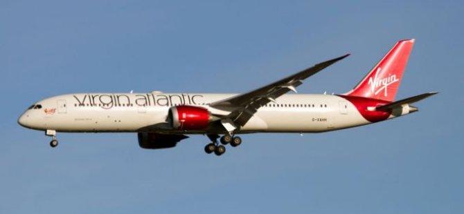 Rüzgarı arkasına alan yolcu uçağı ses hızını aşarak hız rekoru kırdı, planlanandan 48 dakika önce indi