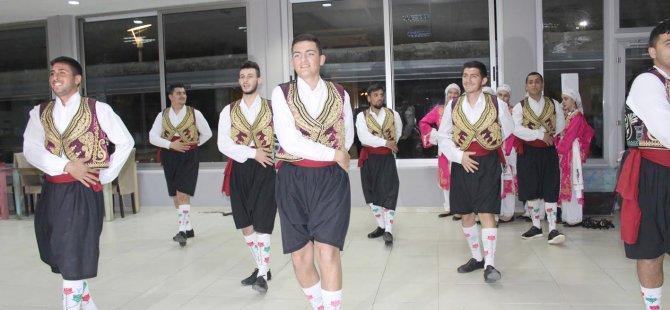 Kıbrıs Kültür gecesinde LAÜ'de Kıbrıs rüzgarı esti
