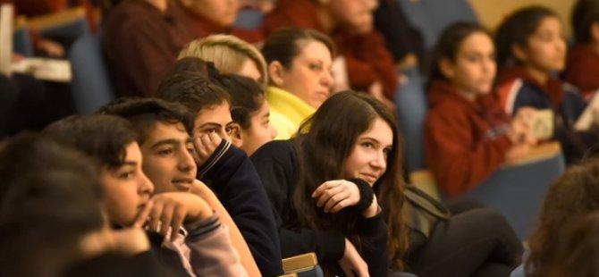 Cumhurbaşkanlığı Senfoni Orkestrası'ndan Güzelyurt'ta gençlere eğitim konseri