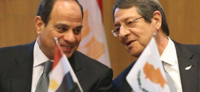 Ürdün ve Güney Kıbrıs'tan Mısır'a destek