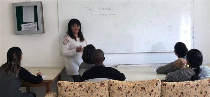 LTB'nin Merkezi Cezaevi'ndeki ingilizce kursları  devam ediyor