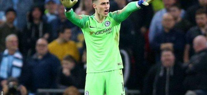 Chelsea'de 'isyan': Kaleci Kepa Arrizabalaga oyundan çıkmayı reddetti