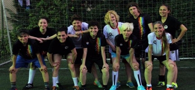 Sportif Lezbon, Ankara'da bir kadın futbol takımı