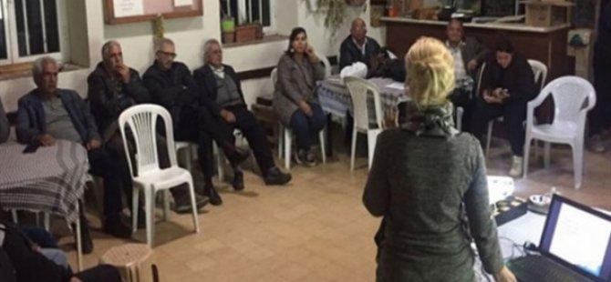 Tarım Dairesi eğitim çalışmalarına Cihangir köyü ile devam edecek