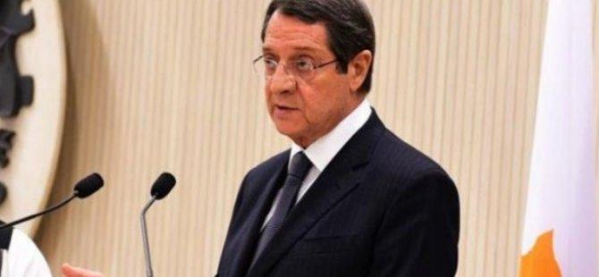 Anastasiadis AB-Arap Zirvesi'nde konuştu