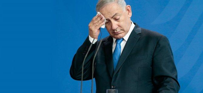 Netanyahu için zor hafta