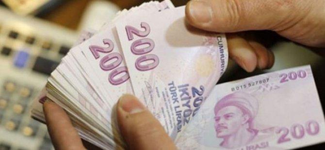 Türkiye'de en düşük memur maaşı 4 Bin TL oldu